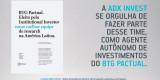 BTG Pactual: Eleita pela Institutional Investor como melhor equipe de research na América Latina